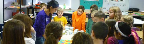 Rangoli Residency at Georgia Elementary School