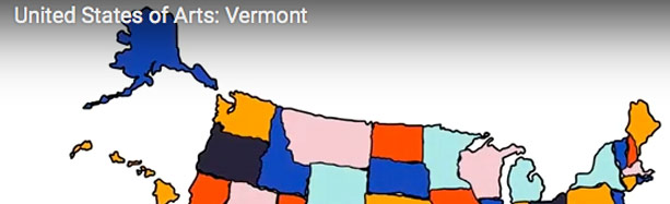 United States of Arts: Vermont, NEA