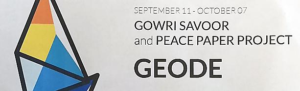 Geode: Installation at Champlain College